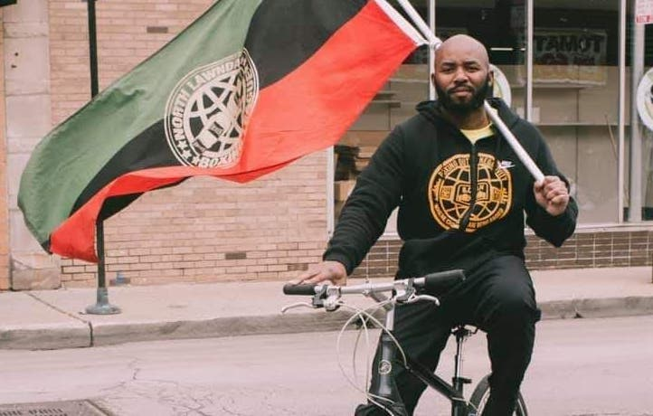 Street Love: A Bike Ride for Peace in North Lawndale
